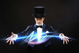 魔术师背后的秘密