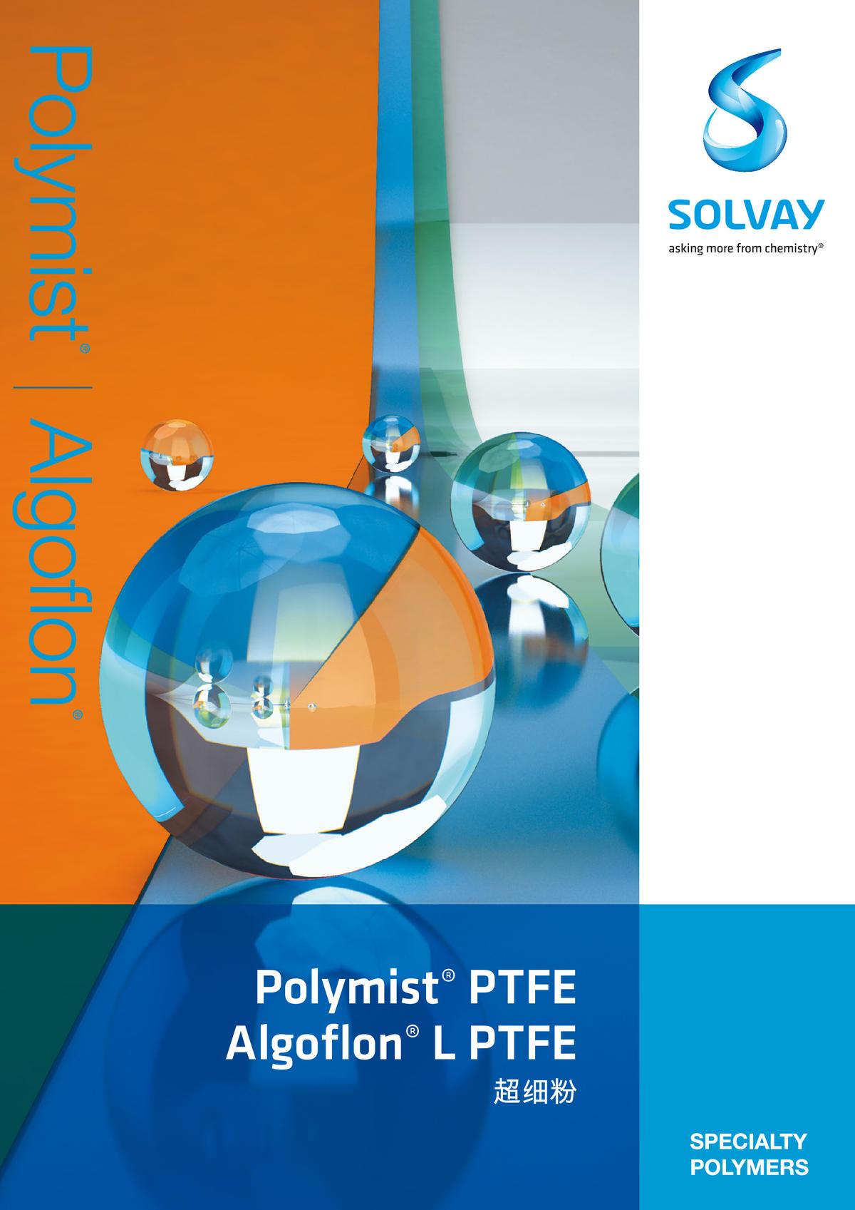 Polymist and Algoflon L PTFE Micronized Powders CN v2.9