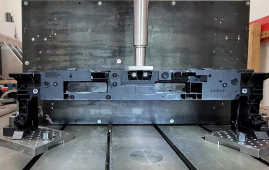 吉利汽车前端载体结构轻量化解决方案:朗盛高模量热塑性材料