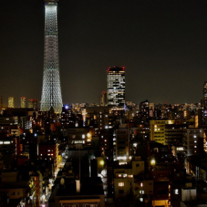 让东京晴空塔保持崭新的奥秘:揭开氟树脂涂料的神秘面纱