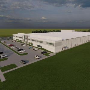 IPEX建造新技术型的塑料注塑工厂,配备100台注塑机