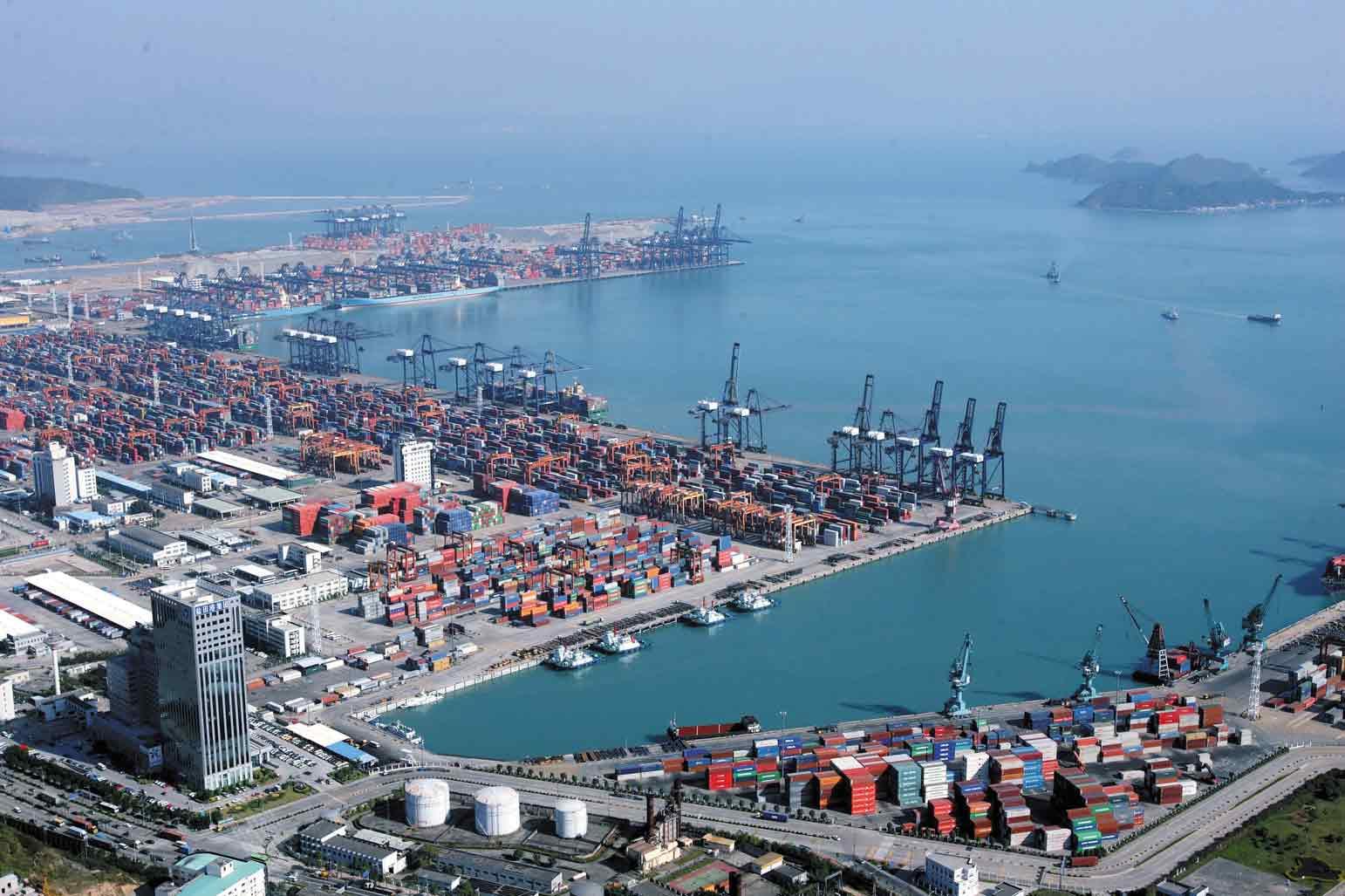 深圳盐田港物流堵塞,重创全球供应链(上)
