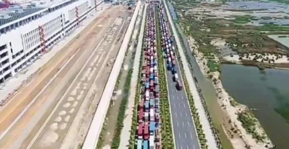 深圳盐田港物流堵塞,重创全球供应链(下)